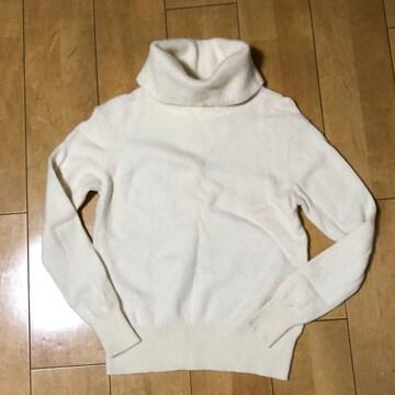 UNIQLO、ユニクロのカシミヤセーター
