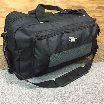 大容量 ボストンバッグ メンズ レディース 旅行 新品 黒