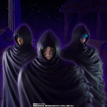 限定 聖闘士聖衣神話EX 謎の冥衣 3体セット