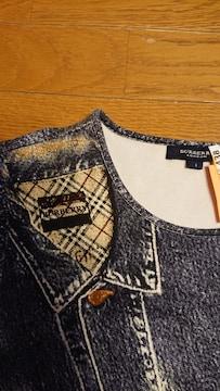 バーバリーフェイク柄Tシャツ サイズ1