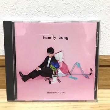 星野源/FamilySong/CD