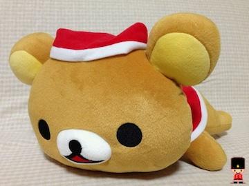 リラックマ◆2006◇クリスマスぬいぐるみXL◆リラックマ