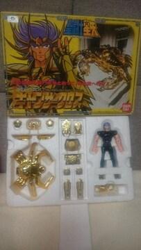 中古 当時モノ 聖闘士星矢 キャンサークロス デスマスク 1987 貴重!