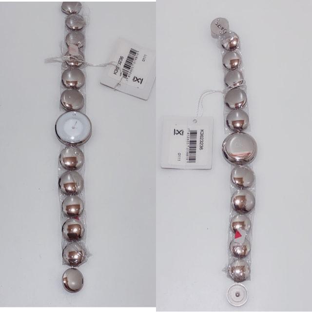S114 Calvin Kleinスイス製クオーツ K36232 腕時計 新品 < ブランドの