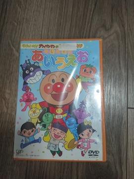 アンパンマン DVD 新品