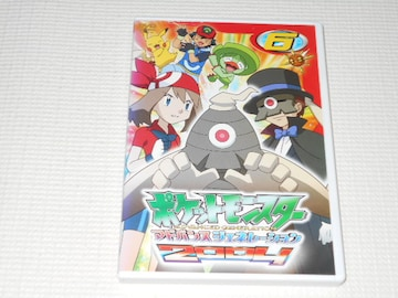 DVD★ポケットモンスター アドバンスジェネレーション 2004 6