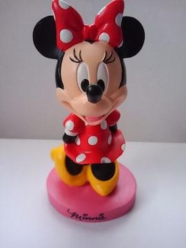 ミニーマウス 首ふり人形 東京ディズニーランド