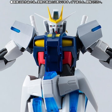 限定 ROBOT魂 エクストリームガンダム(type-イクス)