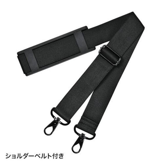 PCキャリングバッグ 15.6型ワイド対応/E < 男性ファッションの