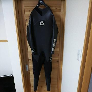 ビーウェット♪BEWET★5�oフルウェットスーツ★冬用サーフィン
