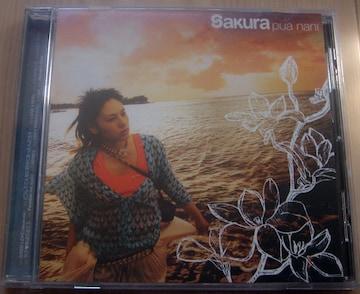 SAKURA サクラ - pua nani 名盤 CD