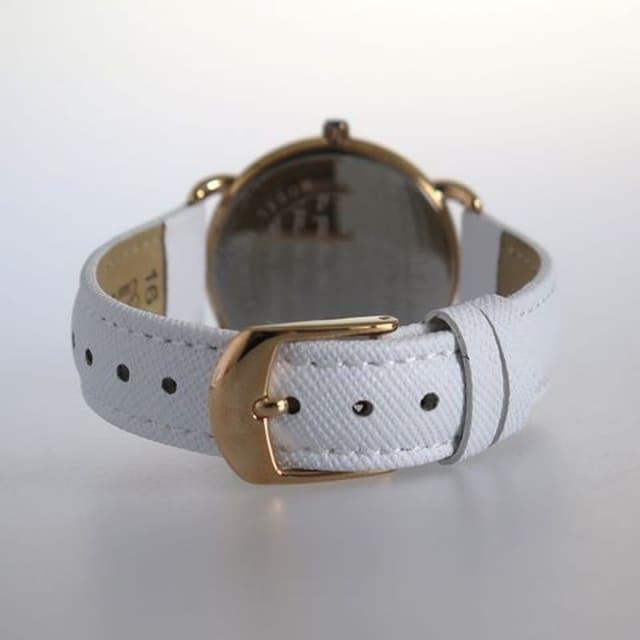 フォリフォリ クオーツ レディース 腕時計 WF16R013SPS-WH < ブランドの