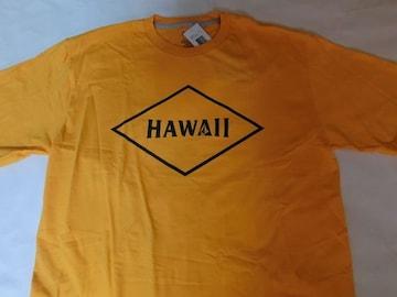 ボルコム 【GIVEBACK SERIES】【HAWAII】ロゴT US L YEL