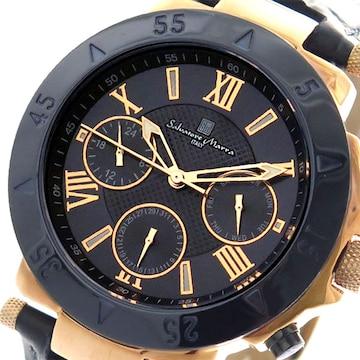 サルバトーレ マーラ クオーツ メンズ 腕時計 SM14118S-PGNV