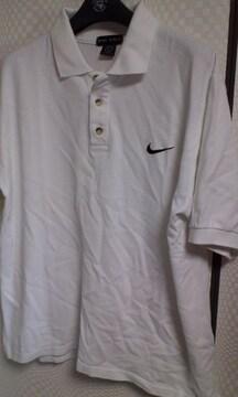 ナイキゴルフ半袖ポロシャツ
