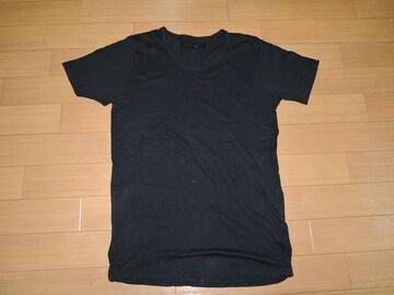 バックボーンBACKBONEカットソーM黒アイコンロゴTシャツ