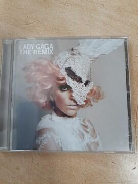 [CD] LADY GAGA THE REMIX レディーガガ ザ リミックス