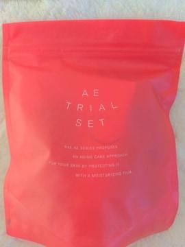 アジュバン/AEトライアルセット/メイク落とし/洗顔石けん、化粧水/美容液/クリーム