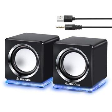 pcスピーカー USBスピーカー6W 大音量
