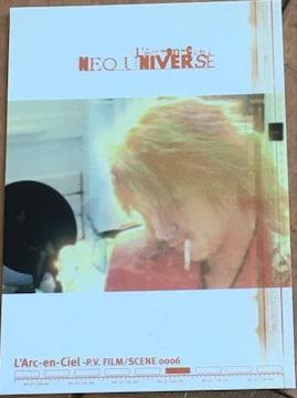 L'Arc-en-Ciel ken トレーディングカード ネオユニバース