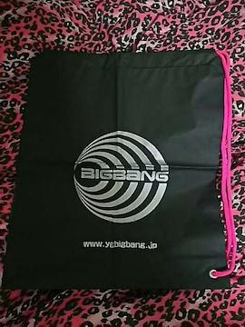 BIGBANG☆未使用☆ビニールバッグ☆
