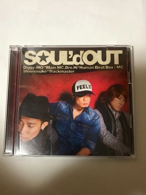 SOUL'd OUT / SO_mania  < タレントグッズの