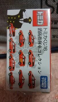 トミカ くじ 消防指揮車コレクション  マツダ MPV  未使用 新品 貴重車