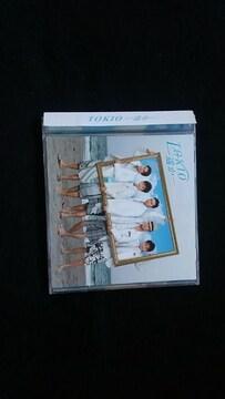 TOKIO シングル 遥か 初回限定盤 DVD 帯付き 即決