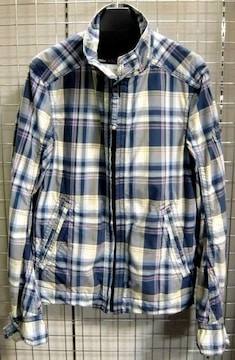 ABERCROMBIE&FITCHアバクロチェックジャケット
