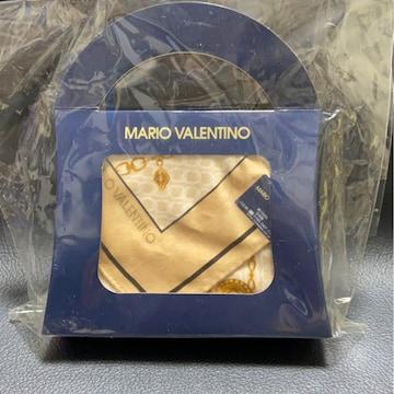 MarioValentino   ハンカチ 新品 非売品