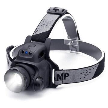 LEDヘッドライト ヘッドランプ センサー機能 usb充電式