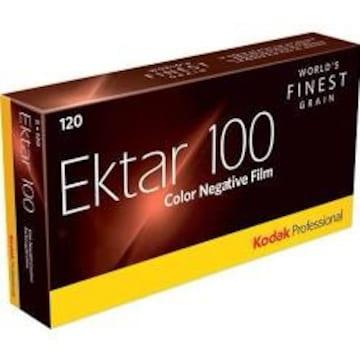 Kodak カラーネガティブフィルム プロフェッショナル用 エクタ