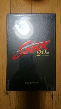 Endress SHOCK 20th Anniversary 20周年記念クリスタル