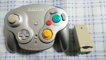 ゲームキューブ用  ワイヤレスコントローラー ウェーブバード