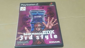 PS2☆ビートマニア�UDX3rd style☆