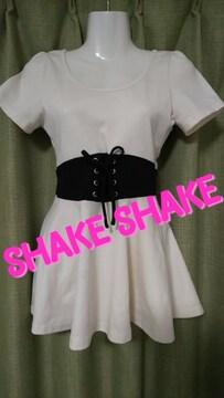 SHAKE SHAKE★ミニワンピース