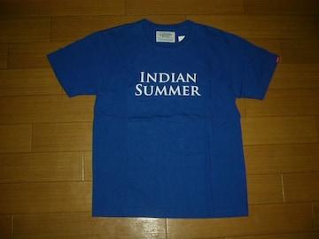 NEIGHBORHOODネイバーフッドTシャツS青INDLAN SUMMER