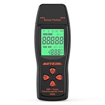 電磁波計 電磁波測定器 EMF検出器 線量計 電磁場放射テスタ