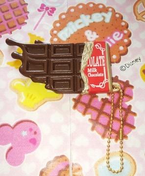 リーメントとろけるマスコット2.チョコレート板チョコフィギュアボールチェーン