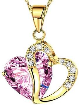 残1点490円★ベストセラー 可憐で可愛いネックレス  ピンク