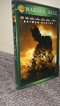 KF 映画 バットマンビギンズ DVD