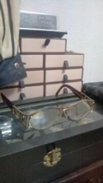 (本物)CAZAL度入り高級眼鏡EXILEキムタクゴローズ中古