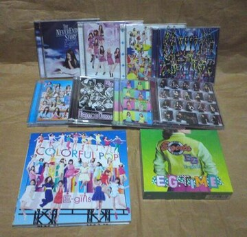 E-girls DVD 付きCD