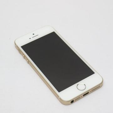 ●安心保証●良品中古●DoCoMo iPhoneSE 16GB ゴールド●白ロム