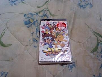 【新品PSP】デジモンアドベンチャー
