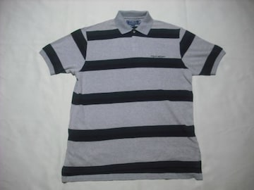 85 男 RALPH LAUREN ラルフローレン ポロスポーツ ポロシャツ L