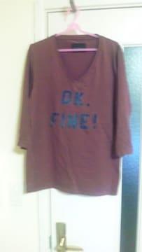 ラウンジリザード七分Tシャツ