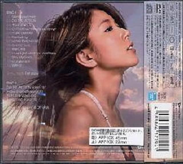 BoA★OUTGROW★初回限定盤(CD+DVD)★未開封 < タレントグッズの