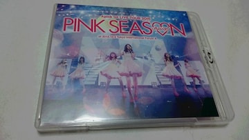 *☆Apink☆1st LIVE TOUR 2015★PINK SEASON(Blu-rayDisc)♪