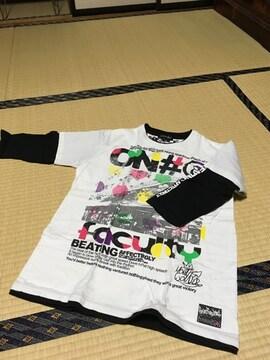 七分袖Tシャツ☆